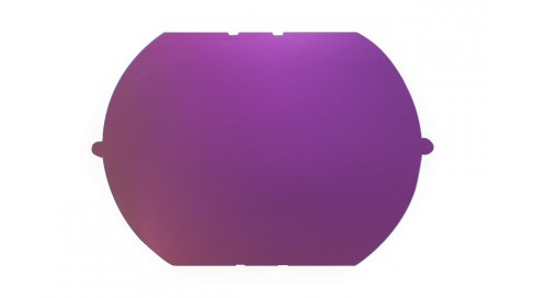 NYLON mirror FUXIA BASE200+BLUE COATING