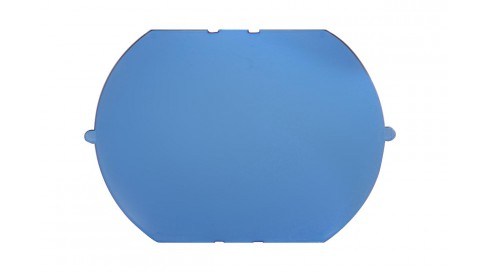 NYLON mirror LIGHT BLUE BASE200+BLUE COATING