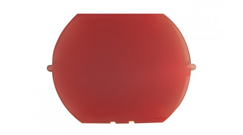 NYLON mirror RED BASE200+BLUE COATING